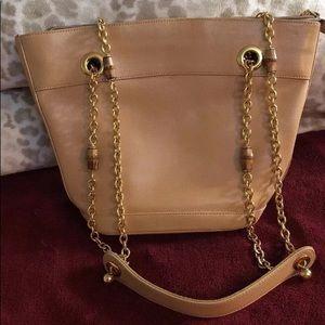 Rare Vintage Gucci Bamboo Collectible Bag